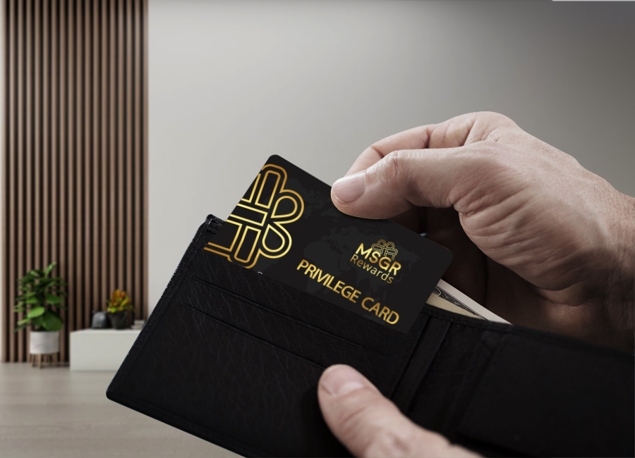 Restaurant and Shopping loyalty cards in India